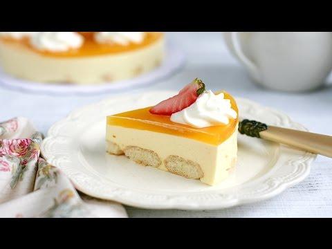 Tận hưởng vị ngọt ngào từ bánh phô mai chanh dây thơm mát