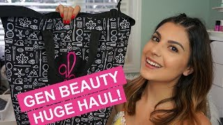 Don't forget to subscribe here: https://www.youtube.com/subscription_center?add_user=amandamariabeauty06So excited for today's video! We are chatting about this past weekend's IPSY Generation Beauty Swag Bag! I do a quick (not-so-quick) unbagging of all the amazing swag I received int he creator bag at Generation Beauty in Toronto. Let me know in the comments down below your favourite brand I mentioned! PS: I have now decided to start something new on my channel - dedicated upload days! I am going to aim to begin having TWO videos up every week on Tuesdays and Fridays! Let me know what you think!►For Business Inquiries: amandamaria.speroni@gmail.com►Come say hi!!♡ INSTAGRAM ♡ https://instagram.com/amandasperoni/♡ TWITTER ♡ https://twitter.com/amandasperoni♡ FACEBOOK ♡ https://www.facebook.com/AmandaSperoniYT/♡ BLOG ♡ https://www.amanda-speroni.blogspot.ca►Previous Videos:⇢Crown Brush 35 Rose Gold tutorial: https://youtu.be/OIn3LIAY6tI⇢NYX Cosmetics Duo Chromatic Powders review: https://youtu.be/Ma-b-qd5KZA⇢June Beauty Favourites: https://youtu.be/W48mNwvJ-oo⇢L'Oreal Lash Paradise vs Too Faced Better Than Sex Mascara: https://youtu.be/NbUIiGO7mDI⇢ KKW x Kylie Cosmetics Swatches and Review: https://youtu.be/G6LUdk5Ox6s⇢Covergirl Healthy Elixir Foundation Review: https://youtu.be/oYrFfXCM72E►Music:Lostboys & Slashtaq - Elysium [NCS Release]https://www.youtube.com/watch?v=QmzWdrvFKdM►Disclaimer: A huge thank you to Ipsy Open Studios for sending me a complimentary ticket to Generation Beauty and an invitation to the creator party. This video is not sponsored! All opinions are 100% mine and I only talk about products I genuinely like. Some links above are affiliate links! Thanks for all your support! ♡ ♡