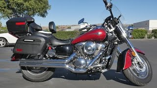 5. 2006 Kawasaki Vulcan Classic Motorcycle Saddlebags Review - vikingbags.com