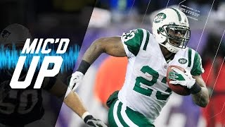 Jets Upset Patriots Mic'd Up in the Playoffs (2010)   #MicdUpMondays   NFL by NFL