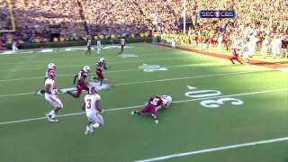 Stephon Gilmore vs Alabama 2010
