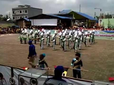 Drum Band SD 2 Gunungtua