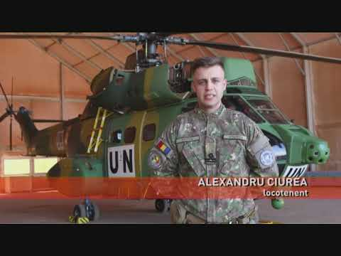 Mesajele militarilor români din teatrele de operațiuni străine, de Ziua Națională