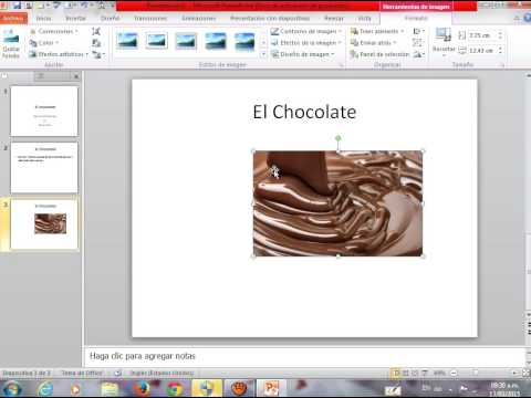 Tutorial - Como Hacer Una Diapositiva En Power Point