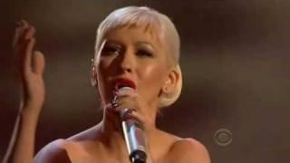 Christina Aguilera - I Love You Porgy (Grammy Nominations)
