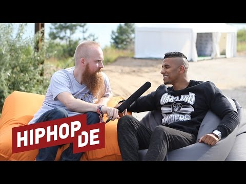 Majoe im Interview bei HipHop.de 24.07.2014