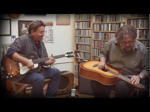 """Jon Rauhouse and Tommy Connell - """"Swingin' Elephant Graveyards"""