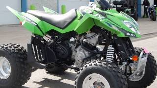 10. 2015 Arctic Cat DVX 300