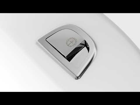 Nautic WC-poti loputusnupp