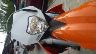 1. 2012 KTM 350 EXC Test