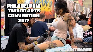 Video Philadelphia Tattoo Arts Convention 2017 MP3, 3GP, MP4, WEBM, AVI, FLV Mei 2019