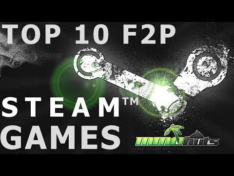 Top Ten Free to Play Steam Games (2015)