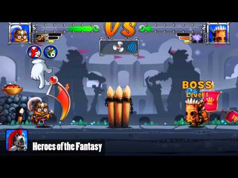 Video of Heroes Of The Fantasy