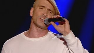 Murray Hockridge performs 'You Give Me Something'  - The Voice UK - Blind Auditions 3 - BBC One