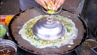 Video The Master of Making Unique Egg Omlette cream cheese|| Must Watch MP3, 3GP, MP4, WEBM, AVI, FLV Agustus 2019