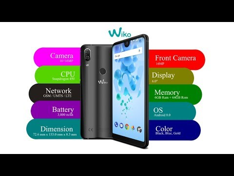 Wiko View2 Pro |Detailed Specification, Review, Rating