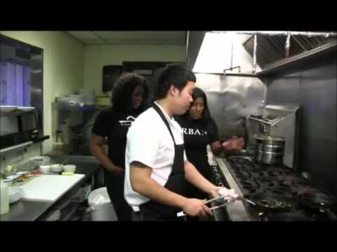 NABI Restaurant Part 2 - Chef Ji prepares his Mussels