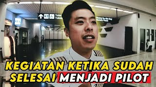 Download Video AKTIVITAS PILOT PULANG KERJA SEORANG PILOT MP3 3GP MP4
