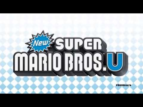 Game Over! - New Super Mario Bros. U OST