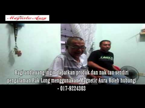 PAK LONG TESTIMONI MAGNETIC AURA ( STROKE )