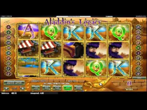Aladdin's Legacy Amaya
