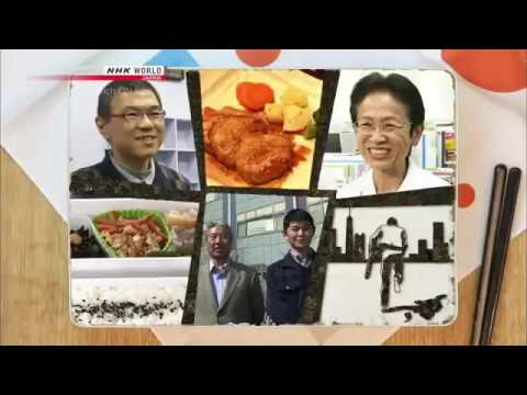 Lunch ON! Season 3 EP 10 : The Unknown World of the Vinyl Record Maker 2015 06 09