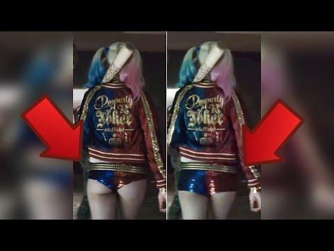 Observa bien los shorts de HARLEY QUINN !!! | 15 Secretos que NO SABIAS de Suicide Squad