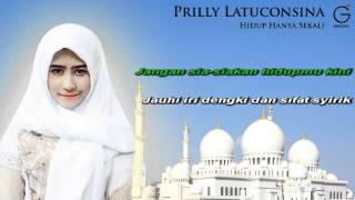 Prilly Latuconsina - Hidup Hanya Sekali [Lyric Video]