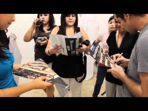"""Concierto Movistar - Gira Acústica """"San Luis Potosi"""" (México) 16/03/12"""