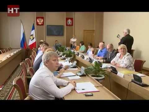 В Правительстве региона сегодня прошло заседание областного совета по вопросам патриотического воспитания населения