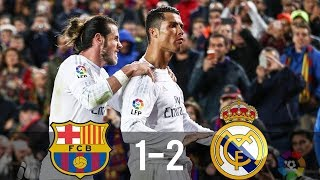 Video Barcelona vs Real Madrid 1-2 - All Goals & Extended Highlights - La Liga 02/04/2016 UHD MP3, 3GP, MP4, WEBM, AVI, FLV Desember 2018