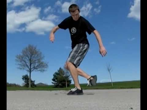 Hacky Sack At 300 FPS