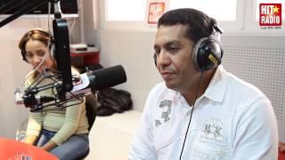 Rachid Taoussi face à un auditeur de HIT RADIO
