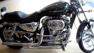 6. 2005 Harley Davidson Sportster 1200
