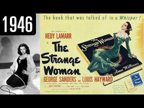 The Strange Woman - Full Movie - GREAT QUALITY (1946)