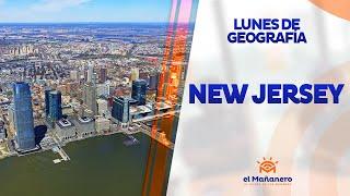 Lunes de Geografía – New Jersey