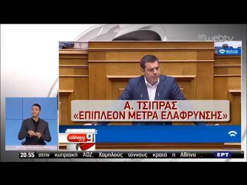 «Φιλοαναπτυξιακά τα μέτρα» | 15/05/2019 | ΕΡΤ