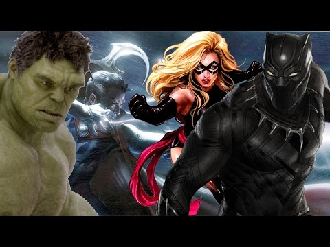 we - 8 Secrets We Learned From Marvel's Phase 3 Announcement Subscribe Now! ▻ http://bit.ly/SubClevverMovies Yesterday Marvel announced its full lineup of films that will make up Phase 3 of their...