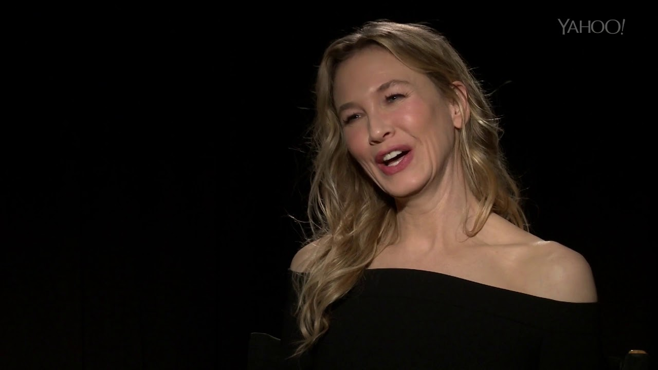 Renee Zellweger Remembers Running Scared in