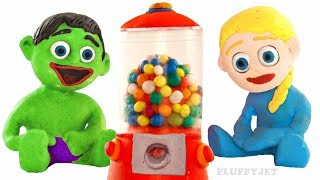 Video Bubble Gumball Machine Candy Dispenser bubble gum Family Fun playtime kids Video MP3, 3GP, MP4, WEBM, AVI, FLV Agustus 2018