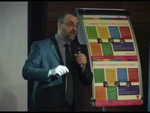 Ranko Rajović - Child development and the games that might damage it (UNICEF conference)