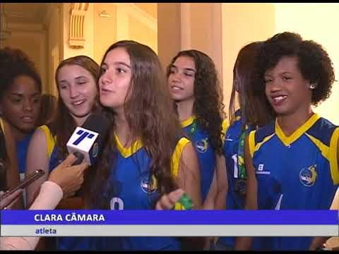 [JORNAL DA TRIBUNA] Seleção Pernambucana de Vôlei Sub-16 conquista a primeira divisão do CBS