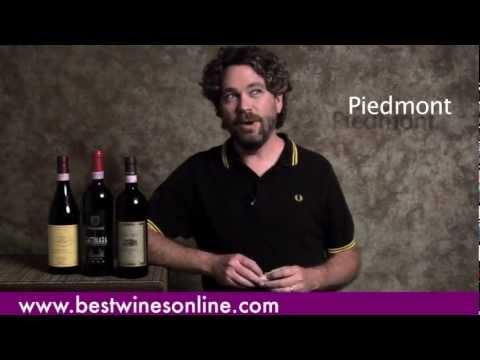Wine-O-Pedia: Piedmont, Italy