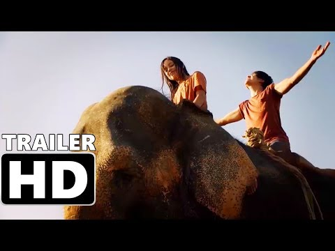 AN ELEPHANT'S JOURNEY - Official Trailer (2019) Adventure Movie