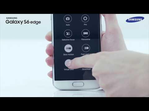 Samsung Galaxy S6 Edge - jak obsługiwać tryb Wirtualne Zdjęcie