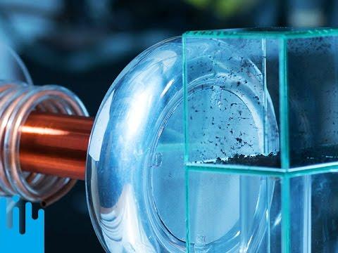 Novinky z vědy a techniky #104: Teslaforéza