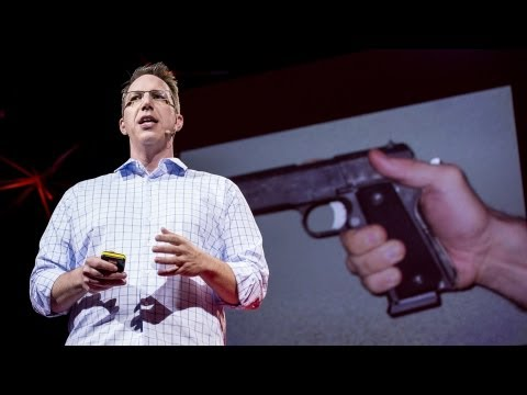 TED Talk: A vision of crimes in the future