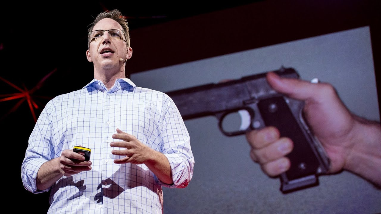 "TED Global 2012: ""A Vision of Crimes in the Future"""
