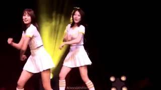 Download Lagu 160910 플레디스걸즈 콘서트 Fingertips 강예빈 직캠 Mp3