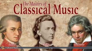 Video Mozart, Beethoven, Chopin - The Masters of Classical Music MP3, 3GP, MP4, WEBM, AVI, FLV Mei 2019